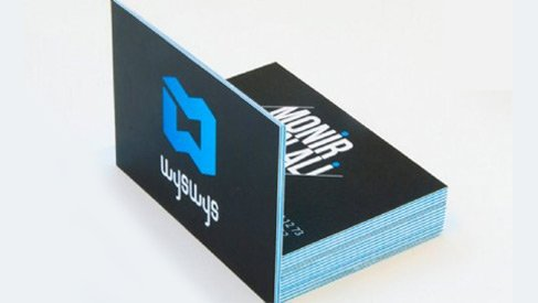 Planning your business cards? Here are 4 things to consider