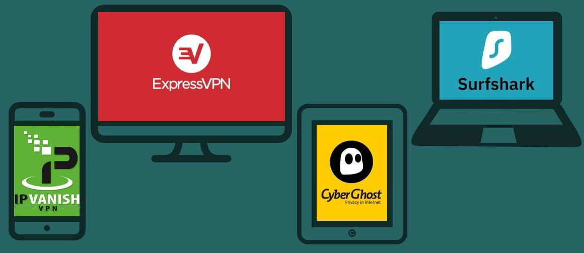 7 Best VPN Services for All Devices