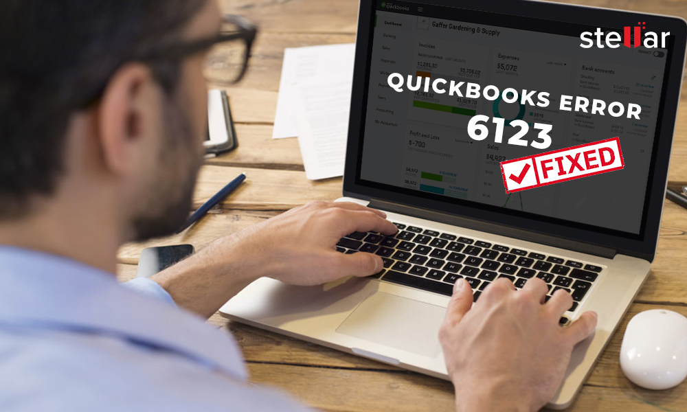 How to Resolve QuickBooks Error 6123, 0