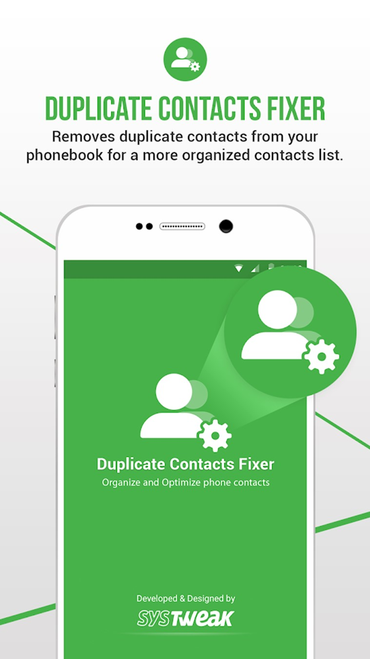 Use Duplicate Contacts Fixer and Remover
