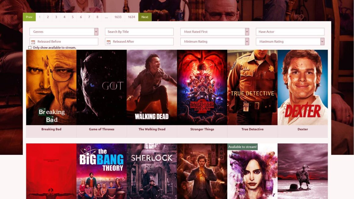 Best Putlocker – Alternative Sites To Stream Movies Free