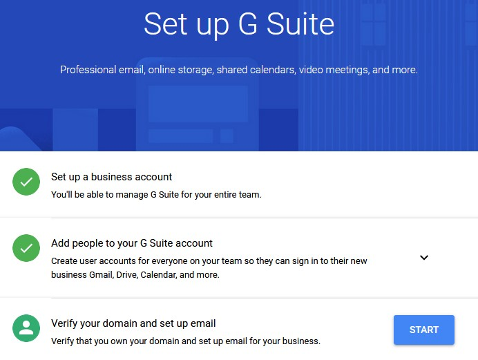 Step-by-Step Guide for Thunderbird to G Suite Migration