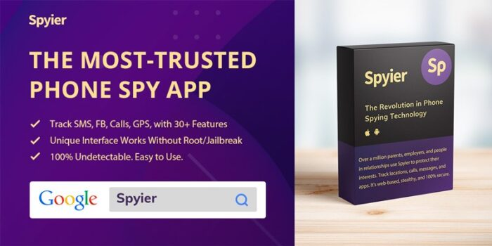 Spyier – The Best Facebook Messenger Hack App 2020
