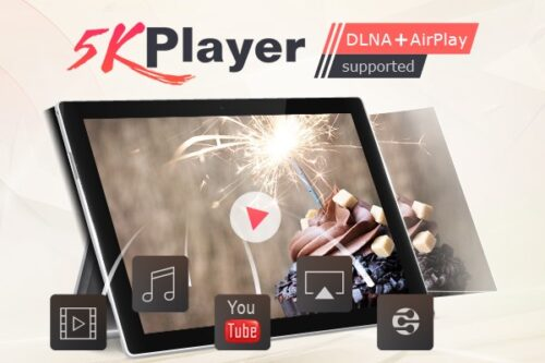5KPlayer – Top 4K UHD Video Player You Can't Miss