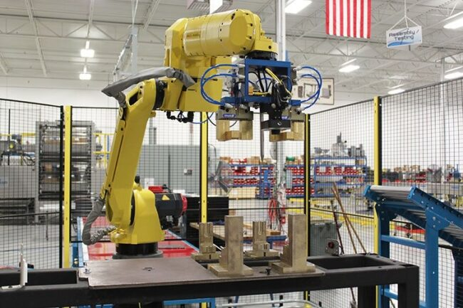 5 Benefits of Robotic Machine Tending to Your Industry