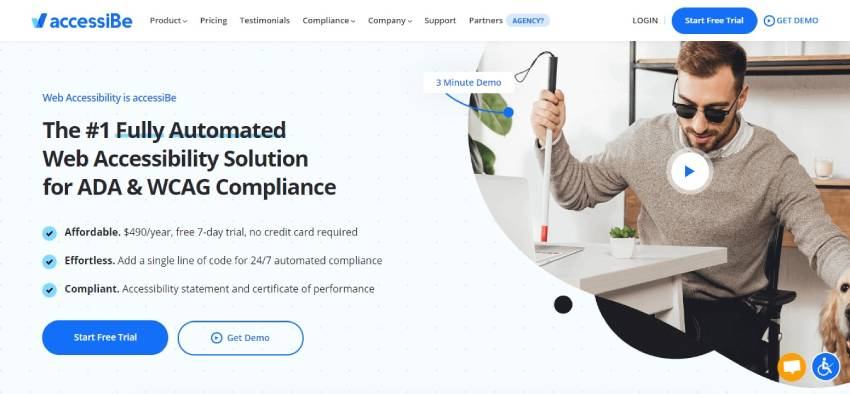 accessiBe Review: Why ADA Compliance is an Absolute Must for Businesses