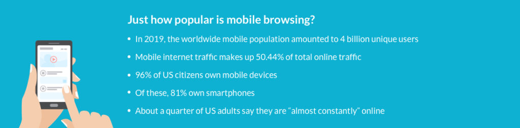 Web Speed and Mobile Browsing