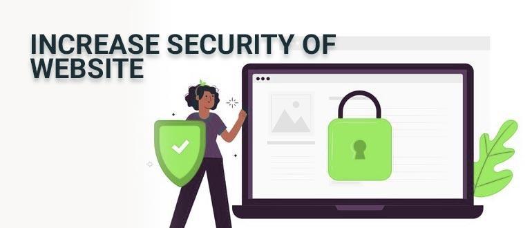 Security of Website