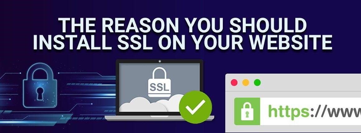 The reason you should install SSL on your website