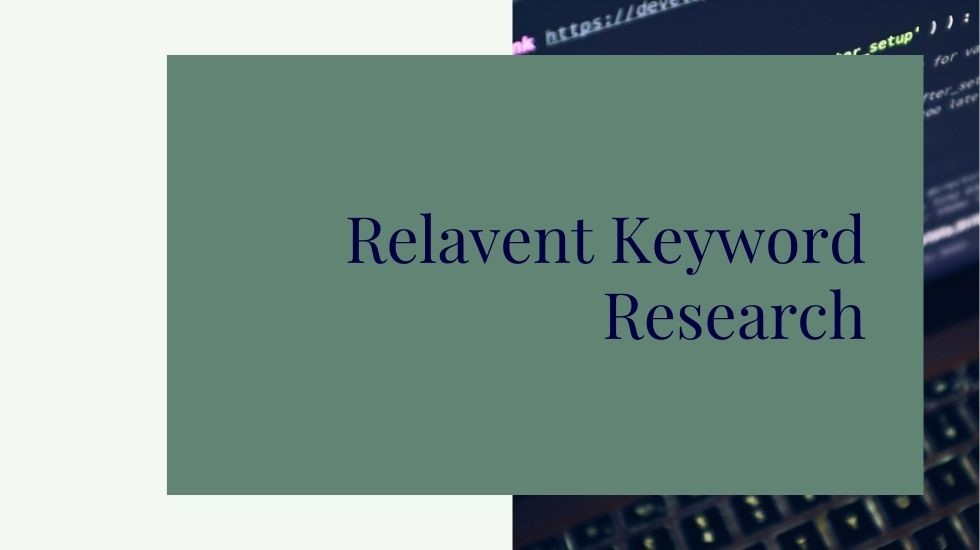 Do Relevant Keyword Search