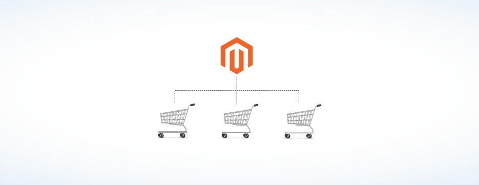 How can you set up your Magento website with 100+ stores?