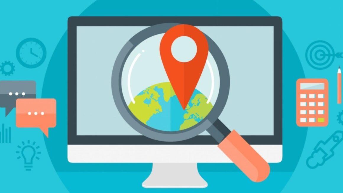 google local searches
