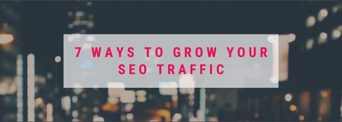 seo traffic generation