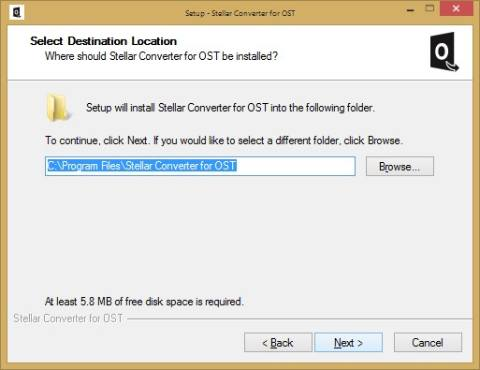 default value or change the file path