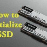 Initialize SSD