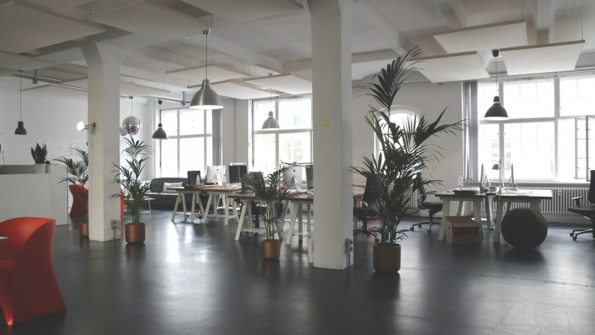 The Top Office Space Improvements Your Business Should Make This Year