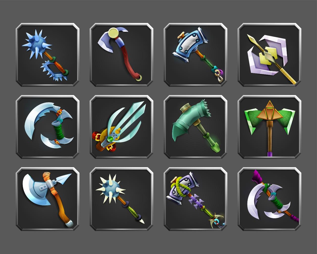 Runescape Items
